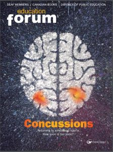 Concussion front cover