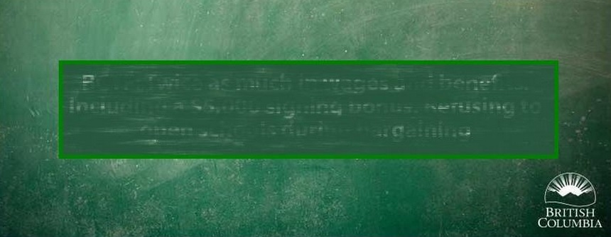 chalkboard blank